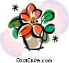 Poinsettia Vector Clip Art picture