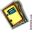 file folder Vector Clip Art picture