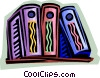 books Vector Clip Art graphic