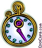 stop watch Vector Clipart picture