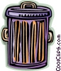 Garbage Waste Trash Vector Clip Art picture
