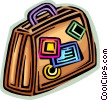 suitcase Vector Clip Art picture