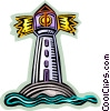 Lighthouses Vector Clip Art picture