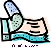 Vector Clipart picture  of a Checks