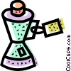 Mixers, Blenders, Food Processors Vector Clip Art picture