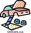 Repair and Maintenance Vector Clip Art graphic