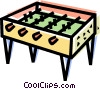 Vector Clip Art picture  of an Arcade Games