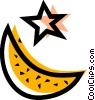 Moon Vector Clipart picture