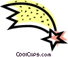Vector Clipart graphic  of a Stars