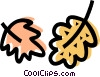Leaves Vector Clip Art graphic