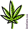 Drug Enforcement Vector Clipart illustration