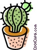 Cactus Vector Clipart picture