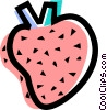 Vector Clipart graphic  of a Human Heart
