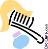 Combs Vector Clip Art picture