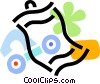 Hand Towels Vector Clip Art picture