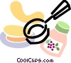 Jams Vector Clipart picture