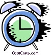 Alarm Clock Vector Clipart picture