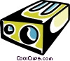Pencil sharpener Vector Clip Art picture