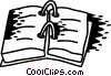 Vector Clip Art picture  of a Daytime organizer