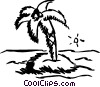 Islands Vector Clipart picture