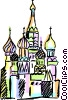 International Buildings Vector Clip Art picture