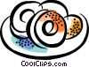 donuts Vector Clipart picture