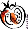 tomato Vector Clip Art graphic