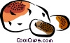 potatoes Vector Clip Art picture