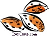 almonds Vector Clip Art picture