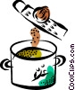 Soup Vector Clipart illustration