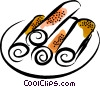Cakes and Pastries Vector Clipart graphic