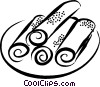 pastries Vector Clipart picture