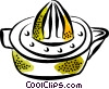 Juicer Vector Clip Art picture