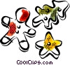 gingerbread cookies Vector Clip Art graphic