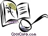 Vector Clip Art graphic  of a Soup Ladle