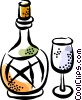 Wine Vector Clipart picture