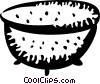 Vector Clip Art graphic  of a Sieves and Sifters