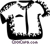 Shirts Vector Clipart illustration