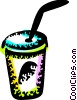 Soda and Softdrinks Vector Clipart picture
