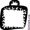 Luggage Vector Clip Art graphic