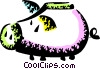 Vector Clipart picture  of a Piggy Banks