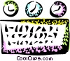Vector Clip Art graphic  of a Meters