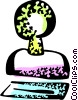 Rubber Stamps Vector Clip Art picture