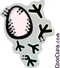 Vector Clipart graphic  of a Eggs