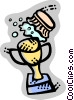 Trophies, Awards Winning Prize Vector Clip Art picture