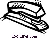 Staplers Vector Clipart graphic