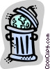 Vector Clip Art image  of a Earth