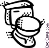 Toilets Vector Clipart graphic
