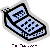 Vector Clipart graphic  of a Calculators