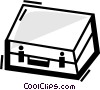 Vector Clip Art picture  of a Briefcases